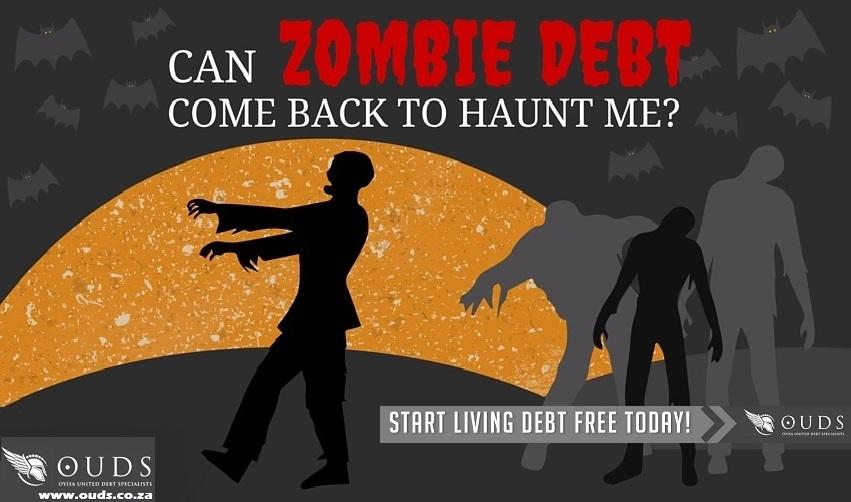 Can zombie debt come back to haunt me -Prescribed debt