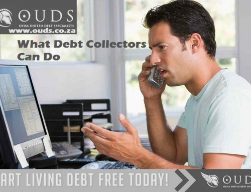 WHAT DEBT COLLECTORS CAN DO
