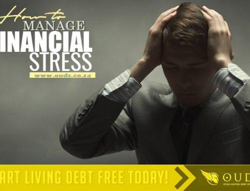 Financial Stress – Simple Steps on How to Manage it