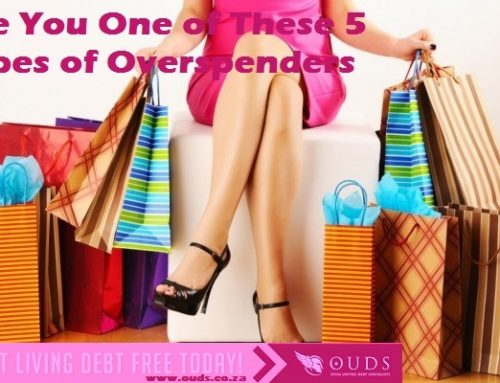 Are You One of These 5 Types of Overspenders?