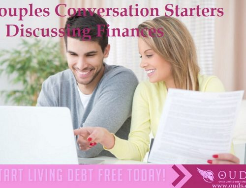 Couples Conversation Starters to Discussing Finances