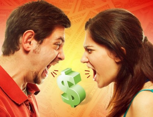 Solving Money Fights in a Marriage