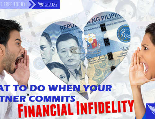 What to Do When Your Partner Commits Financial Infidelity