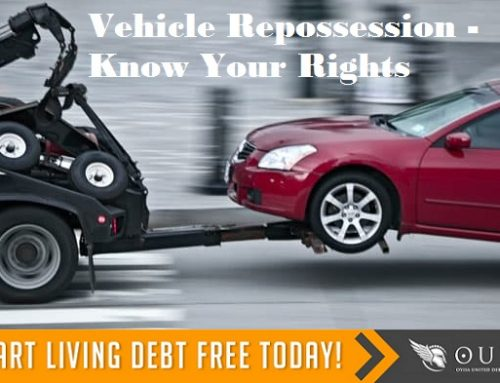 Vehicle Repossession – Know your rights