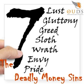 The 7 Deadly Money Sins